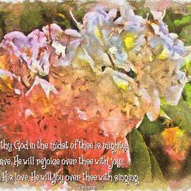 Michelle Greene Wheeler - Zephaniah 3 17