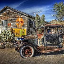 Ken Smith - 300 Miles of Desert