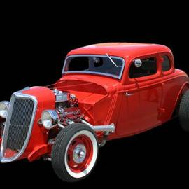 Jack Pumphrey - 34 FORD Coupe