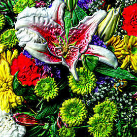 Bruce Nutting - 3D Flowers with HDR