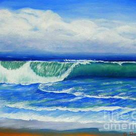 Shelia Kempf - A Wave To Catch