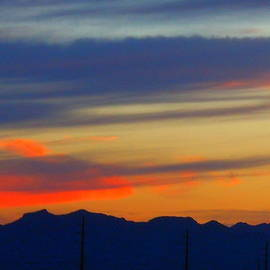 James Welch - Arizona Sunset