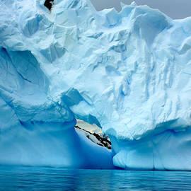Amanda Stadther - Blue Iceberg