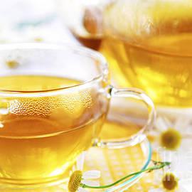 Elena Elisseeva - Chamomile tea