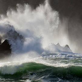 Barbara Walsh - Clogher waves