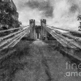 Ian Mitchell - Conwy Suspension Bridge