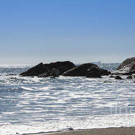Brian Roscorla - Cornish Seascape Gunwalloe