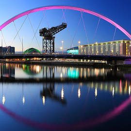 Grant Glendinning - Glasgow Clyde Arc Bridge