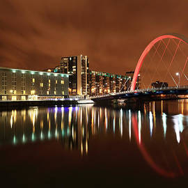 Grant Glendinning - Glasgow Clyde Arc