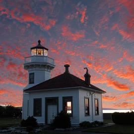 Paul Fell - Lighthouse