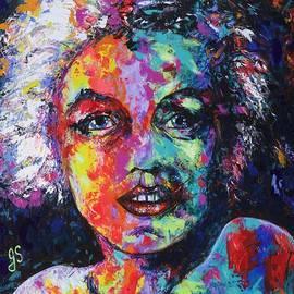 Joyce Sherwin - Marilyn Monroe