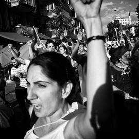 Ilker Goksen - Occupy Gezi - Protests Against Turkish Government
