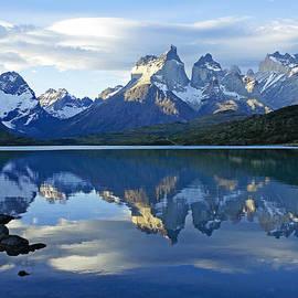 Michele Burgess - Patagonia Reflection