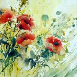 Christa Friedl - Poppies