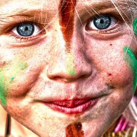 Jean Schweitzer - Portrait girl creative