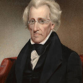War Is Hell Store - President Andrew Jackson