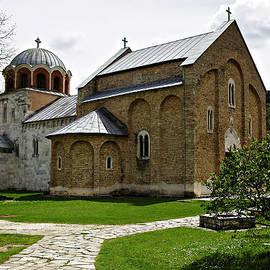 Zoran Berdjan - Studenica Monastery