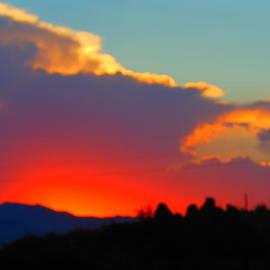 James Welch - Sunset In Golden Valley