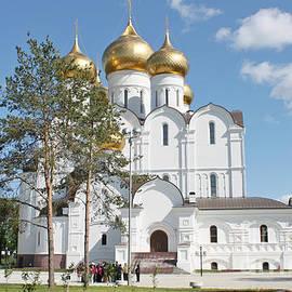 Evgeny Pisarev - Temple