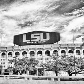 Scott Pellegrin - Tiger Stadium Panorama