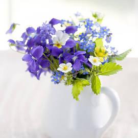Elena Elisseeva - Wildflower bouquet
