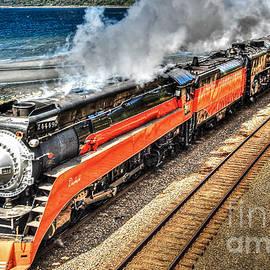 Ken Andersen - 4449 Steamer in all her Glory