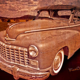 Chas Sinklier - 48 Dodge Business Coupe