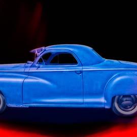 Chas Sinklier - 48 Dodge Salesman Coupe Rat Rod