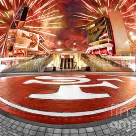 Blake Richards - 49ers Levi