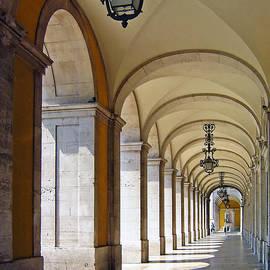 Jose Elias - Sofia Pereira   - Arcades of Lisbon
