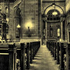 Amanda Stadther - Basilica of Saint Mary