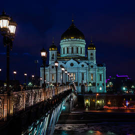 Alexander Senin - Cathedral of Christ the Savior Of Moscow - Russia - Featured 3