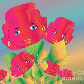 Iris Gelbart - Family