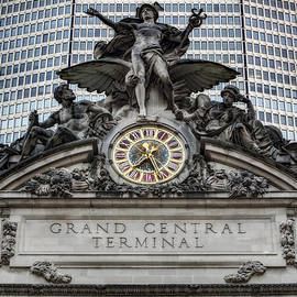 Susan Candelario - Grand Central Terminal Facade