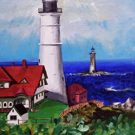 Linda Simon - Lighthouse Hill