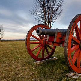 Jiayin Ma - Saratoga Battlefield