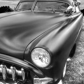 Gill Billington - 52 Hudson Pacemaker Coupe Vertical