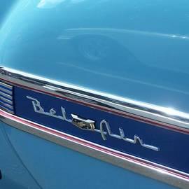 Patti Walden - 54 BelAir Chevrolet