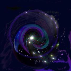 Irmgard Schoendorf Welch - 541 - Black hole