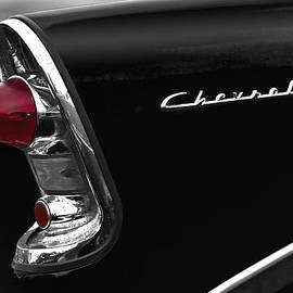 John  Bartosik - 57 Black Chevrolet