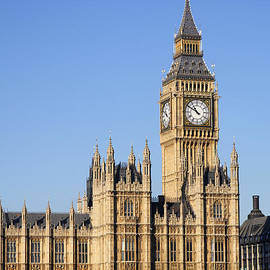 Robert Preston - Big Ben and the Houses of Parliament in London England