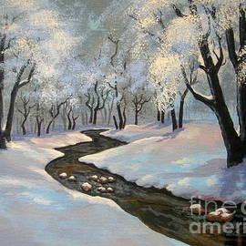 Shasta Eone - Winter