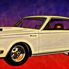 Chas Sinklier - 64 Barracuda the BaddaCuda Street Racer