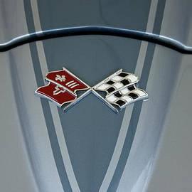 Penny Meyers - 67 Corvette Emblem