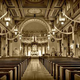 Amanda Stadther - Holy Cross Catholic Church