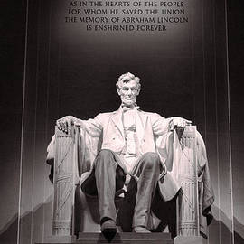 Allen Beatty - Lincoln Memorial