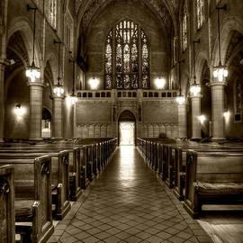 Amanda Stadther - Saint Marks Episcopal Cathedral