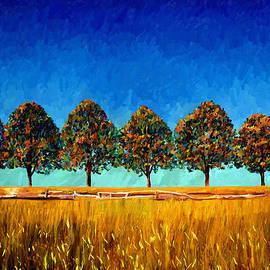 James Shepherd - 7 Trees