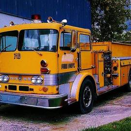 Daniel Thompson - 710 ....... Fire Dept.