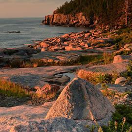 Stephen  Vecchiotti - Acadia Coastline